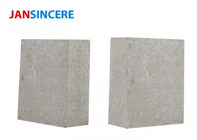 Thermal  Fire Safe Bricks , High Temperature Fire Brick Wear Resistance