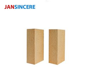 Good Quality Furnace Refractory Bricks & Insulating Fire Clay Bricks High Crushing Strength For Hot Blast Furnace on sale