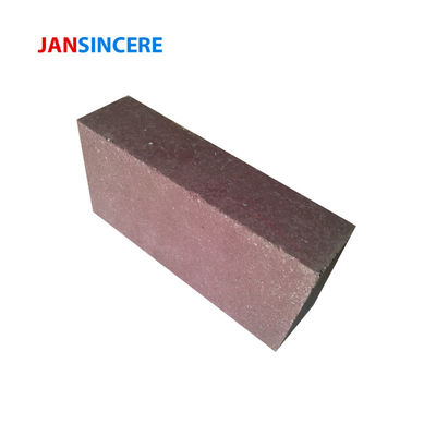 Good Quality Furnace Refractory Bricks & High Strength Chrome Corundum Brick Strong Erosion Resistance For Rotary Kiln on sale