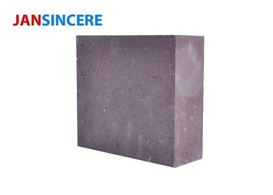 Good Quality Furnace Refractory Bricks & High Erosion Resistance Magnesite Refractory Bricks Excellent Thermal Stability on sale