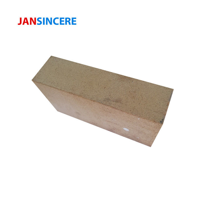 High Strength Insulating Fire Brick Light Weight Low Thermal Conductivity Al2O3 35%