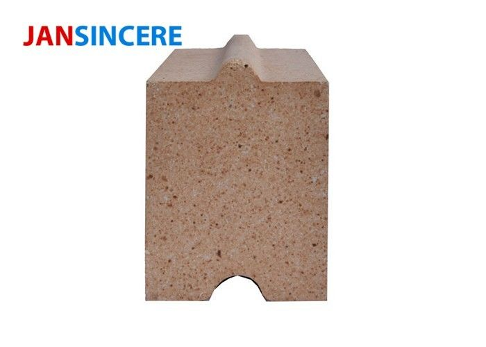 High Crushing Strength Refractory Fire Bricks , Fire Rated Bricks For Fire Pit