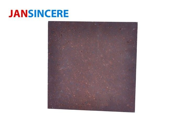 High Purity Magnesia Carbon Bricks , Fire Resistant Bricks High Working Temperature