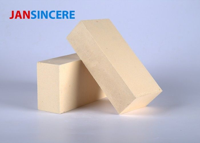 High Bulk Density Zirconia Bricks , Refractory Firebrick For Fireplaces