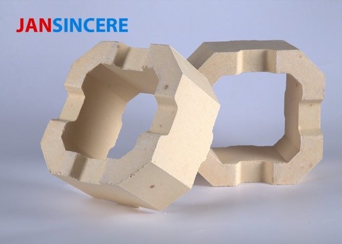 Reheating Furnace Zirconia Bricks Good Chemical And Insulating Stability