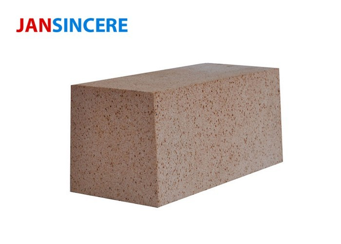 Lightweight High Alumina Refractory Bricks Good Insulation Effect For Cement Kiln