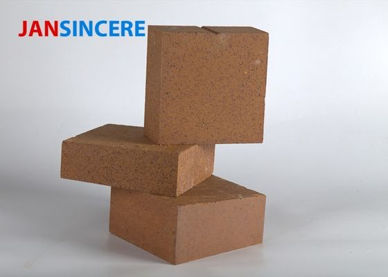 China Standard Size Magnesia Iron Spinel Furnace Bricks Good Volume Stability distributor