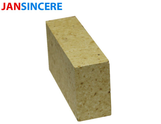 Precision Standard Size High Temperature Fire Brick 13 - 40% SiO2 Content