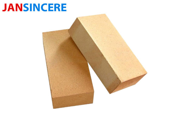 Fire Resistant High Purity Alumina Silicate Refractory Brick For Tunnel Kilns