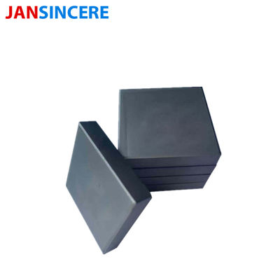 Oxide Bonded Silicon Carbide Plate Refractory Products 2.6 - 2.8 G/Cm3 Bulk Density