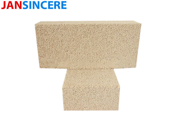 Refractory High Temperature Insulating Fire Brick Alumina Block For Industrial Furnaces